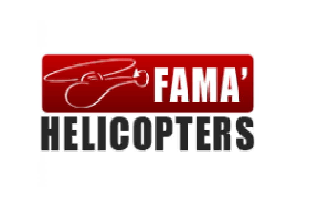 Fama Helicopters Logo