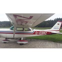 Cessna 172 D-EBMZ
