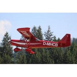 Schnupperflug Sportflugzeug