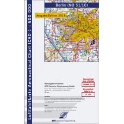 ICAO-Karte, Blatt Berlin...