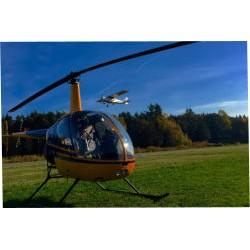 Schnupperflug - Hubschrauber