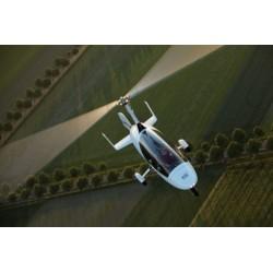 Schnupperflug Tragschrauber