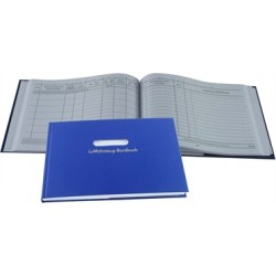 Bordbuch für Motorflugzeuge